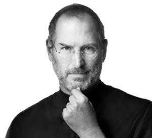 Omaggio a Jobs della Apple il giorno della sua morte